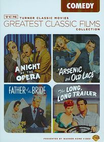 Tcm Greatest Films:Comedy - (Region 1 Import DVD)
