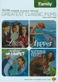 Tcm Greatest Films:Family - (Region 1 Import DVD)