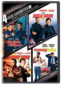 4 Film Favorites:Chris Tucker Collect - (Region 1 Import DVD)