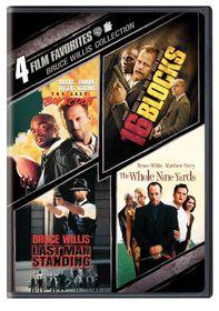 4 Film Favorites:Bruce Willis - (Region 1 Import DVD)