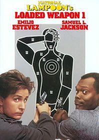 National Lampoon's Loaded Weapon - (Region 1 Import DVD)