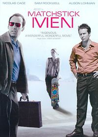 Matchstick Men - (Region 1 Import DVD)