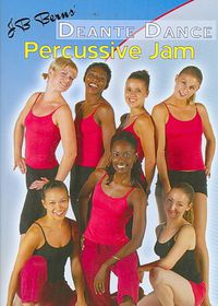 Jb Berns Deante Dance:Percussive Jam - (Region 1 Import DVD)