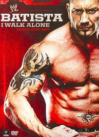 Batista Unleashed - (Region 1 Import DVD)