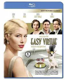 Easy Virtue - (Region A Import Blu-ray Disc)