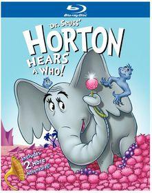 Horton Hears a Who De - (Region A Import Blu-ray Disc)