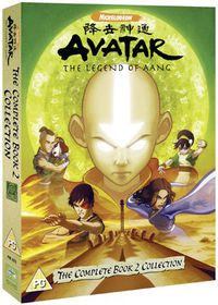 Avatar - The Legend Of Aang - Book 2 - Complete (Box Set) - (Import DVD)