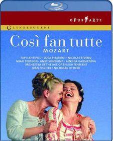 Mozart / Fischer / Lehtipuu / Pisaroni / Rivenq - Cosi Fan Tutte / (sub Dol) (Blu-Ray)