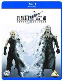Final Fantasy VII - Advent Children - (Import Blu-ray Disc)