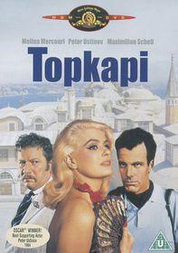 Topkapi - (Import DVD)
