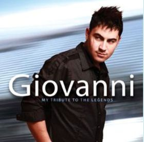 Giovanni - My Tribute To The Legends (CD)