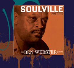Ben Webster - Soulville (CD)