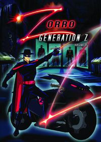 Zorro Generation Z V4 - (Region 1 Import DVD)