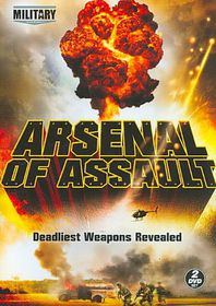 Arsenal of Assault - (Region 1 Import DVD)