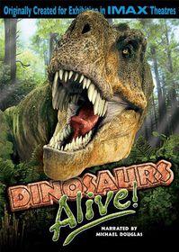 Dinosaurs Alive (Imax) - (Region 1 Import DVD)