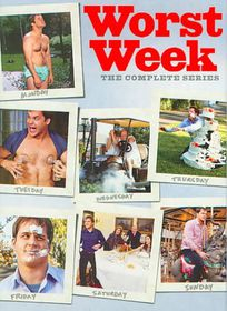 Worst Week:Complete Series - (Region 1 Import DVD)