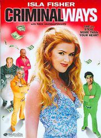 Criminal Ways - (Region 1 Import DVD)