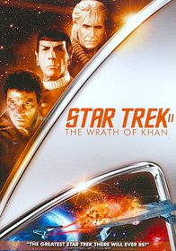 Star Trek II:Wrath of Khan - (Region 1 Import DVD)