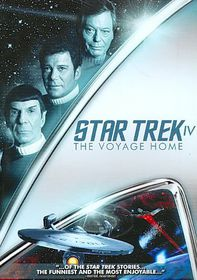 Star Trek IV:Voyage Home - (Region 1 Import DVD)