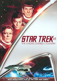 Star Trek Vi:Undiscovered Country - (Region 1 Import DVD)