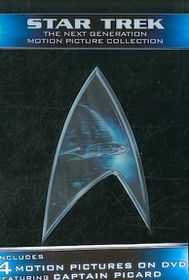 Star Trek:Next Generation Motion Pict - (Region 1 Import DVD)