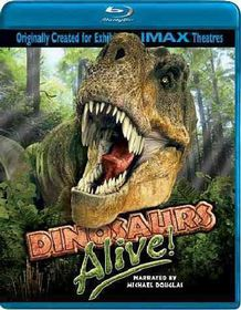 Dinosaurs Alive (Imax) - (Region A Import Blu-ray Disc)