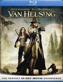 Van Helsing - (Region A Import Blu-ray Disc)