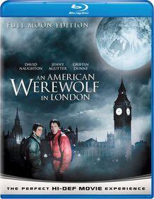 American Werewolf in London Full Moon - (Region A Import Blu-ray Disc)