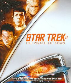 Star Trek II:Wrath of Khan - (Region A Import Blu-ray Disc)
