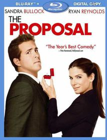 The Proposal (2009) (Blu-ray)
