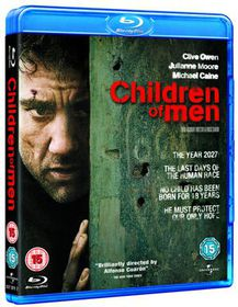 Children of Men - (Import Blu-ray Disc)