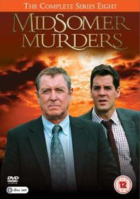 Midsomer Murders: The Complete Series Eight (Box Set) - (Import DVD)
