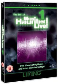 Most Haunted: Live 1 - (Import DVD)