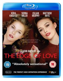 The Edge of Love - (Import Blu-ray Disc)