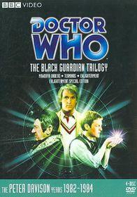 Doctor Who:Black Guardian Trilogy - (Region 1 Import DVD)