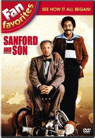 Sanford and Son:Season 1 Vol 1 - (Region 1 Import DVD)