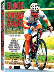 Blood Sweat Plus Gears:Racing Clean T - (Region 1 Import DVD)