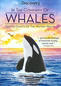 In the Company of Whales - (Region 1 Import DVD)