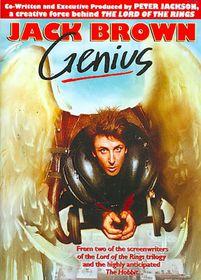 Jack Brown Genius - (Region 1 Import DVD)