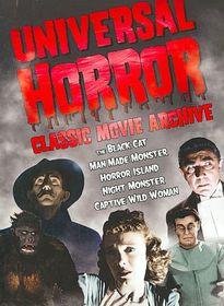 Universal Horror:Classic Movie Archiv - (Region 1 Import DVD)