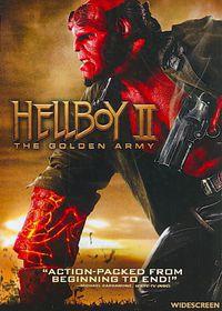 Hellboy II: Golden Army - (Region 1 Import DVD)