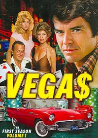 Vegas:First Season Vol 1 - (Region 1 Import DVD)