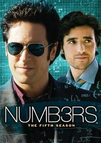 Numb3rs:Complete Fifth Season - (Region 1 Import DVD)