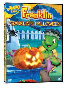 Franklin's Halloween - (Region 1 Import DVD)