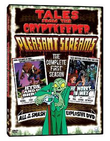 Tales from the Cryptkeeper: The Complete First Season - Pleasant Screams - (Region 1 Import DVD)