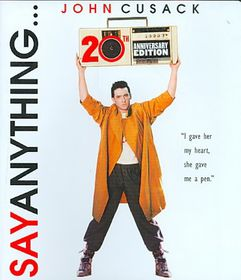 Say Anything 20th Anniversary Edition - (Region A Import Blu-ray Disc)