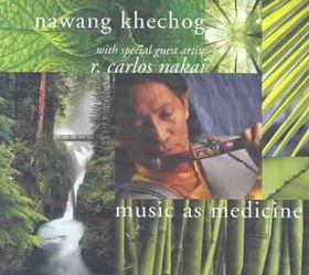 Music As Medicine - (Import CD)