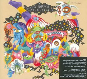 Little Dragon - Machine Dreams (CD)