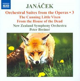 Janacek: Operatic Orchestral Suites - Operatic Orchestral Suites (CD)