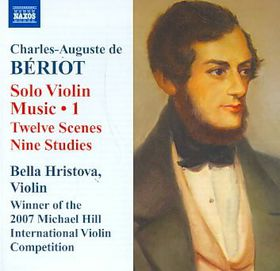 Beriot: Violin Music - Violin Music (CD)
